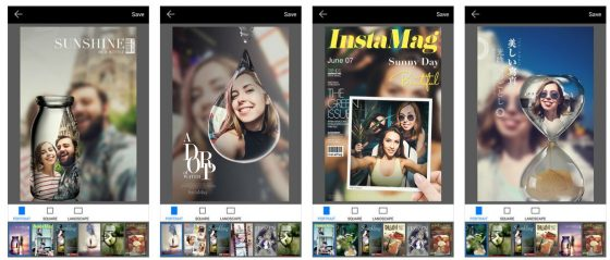 Mit PIP kannst Du Deine Selfies verschönern - witzige Effekte sind ohne Zuzahlung in der App enthalten.