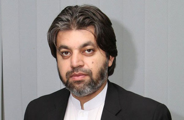 Minister of State for Parliamentary Affairs Ali Muhammad Khan