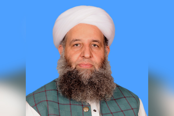 Minister for Religious Affairs and Interfaith Harmony, Sahibzada Noor-ul-Haq Qadri