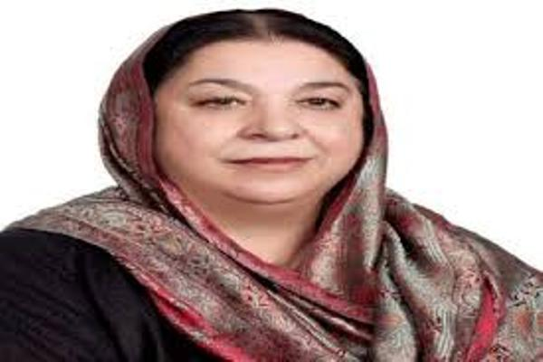 Indian's brutalities can't stop freedom struggle in Kashmir: Dr Yasmin