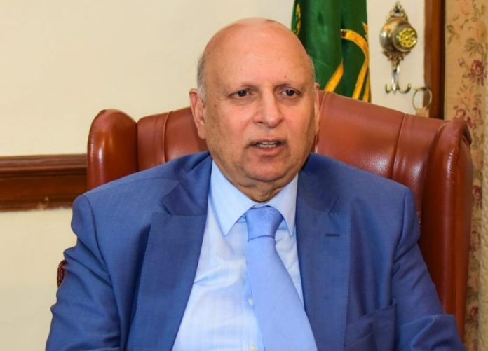 Ch Sarwar sees new era in Pak-US relations under Joe Biden