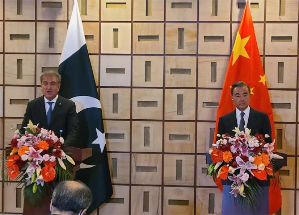 China-Pakistan are true friends, good brothers sharing weal and woe: Chinese FM