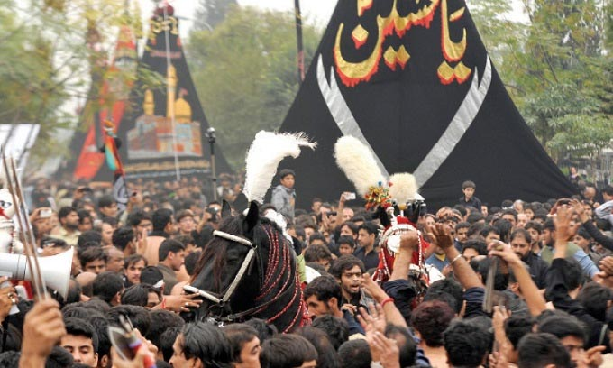 Youm-e-Ashura observed nationwide amid tight security