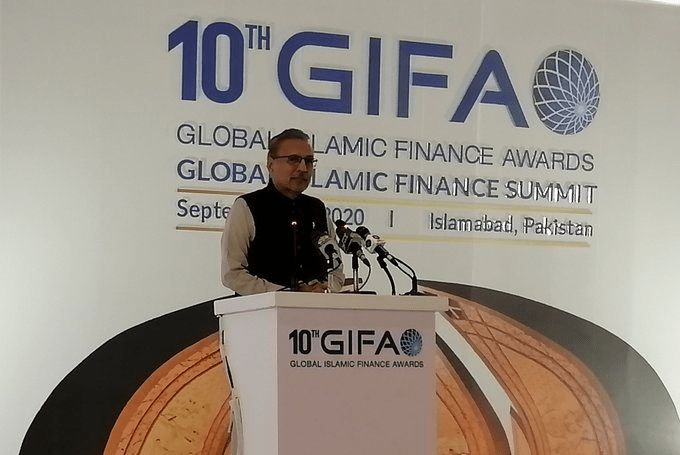 Islamic finance important to end economic exploitation: President