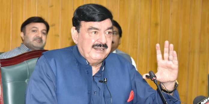 Practical steps afoot to ensure peace in Balochistan: Sheikh Rashid