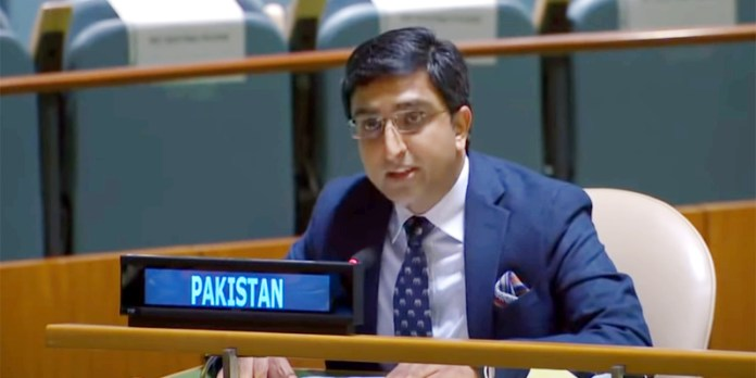 Kashmir not India's part -- it never will be, Pakistan declares at UN during verbal clash with India