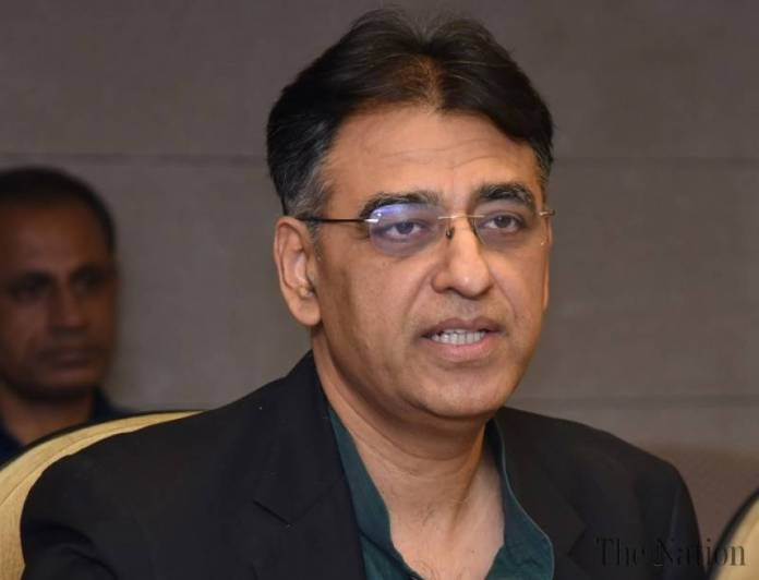 COVID-19 vaccination to start from Wednesday: Asad Umar