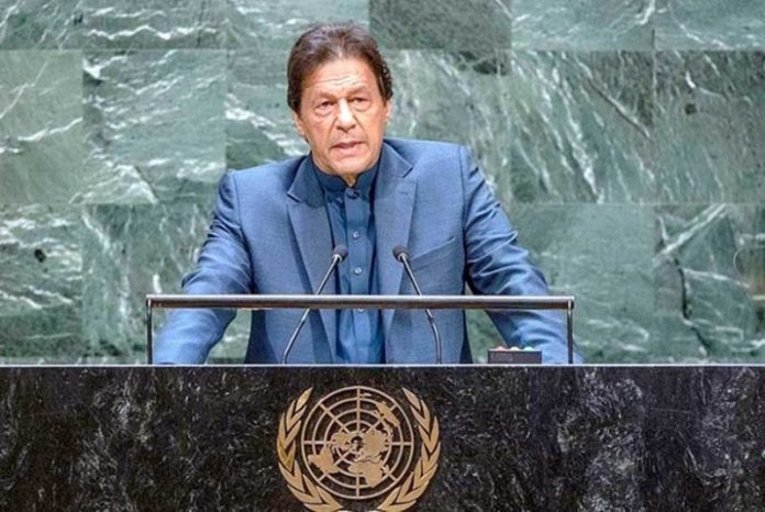 PM Imran Khan to address UNGA's 75th session on Sept. 25; Kashmir expected to be main focus