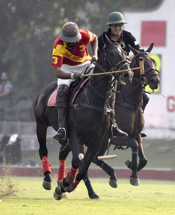 Lt Gen Shah Rafi Alam Memorial Polo Cup: Day 3