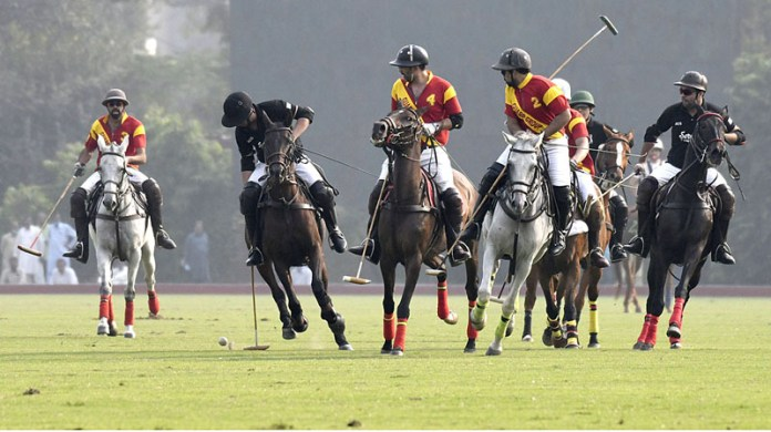 Lulusar Polo in Pink 2020: FG Polo team win trophy