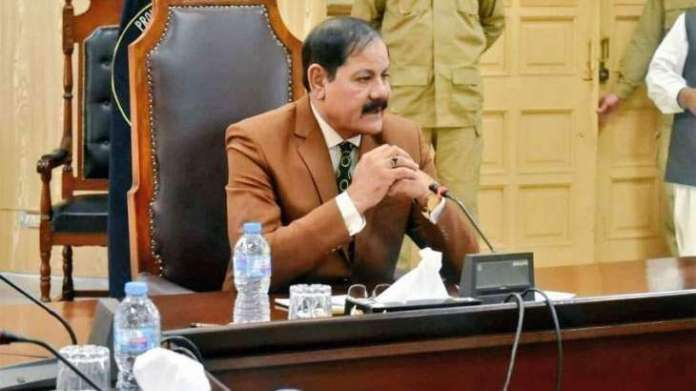 Sacrifices of armed forces bring peace in the country: Mushtaq Ghani