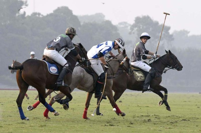 Happy Cow Polo for Peace II Pakistan Polo Cup: Day 1