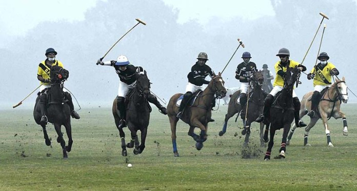 Happy Cow Polo for Peace II for Pakistan Polo Cup: Day 3