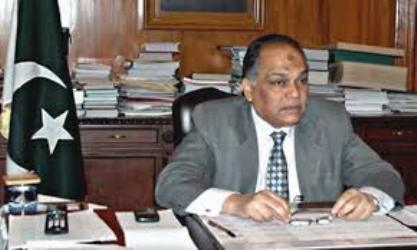 Federal Secretary Ministry of Information Technology and Telecommunication Shoaib Ahmad Siddiqui