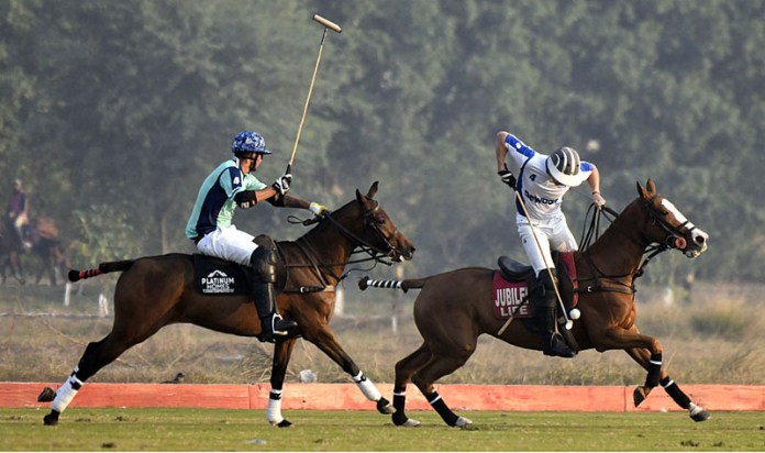 Maj Gen Saeed-uz-Zaman Memorial Polo Cup: Day 3