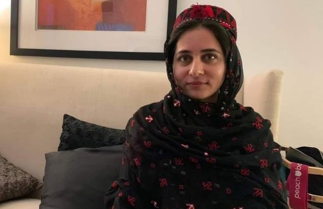Karima Baloch - File Photo
