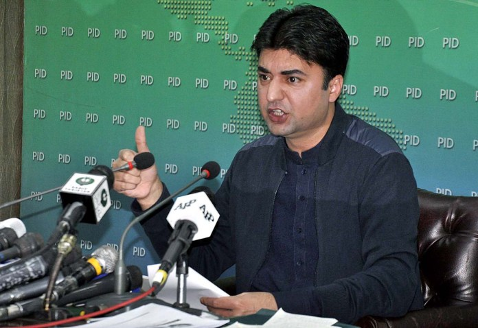 Murad Saeed urges opposition to avoid becoming stooge of anti state lobbies
