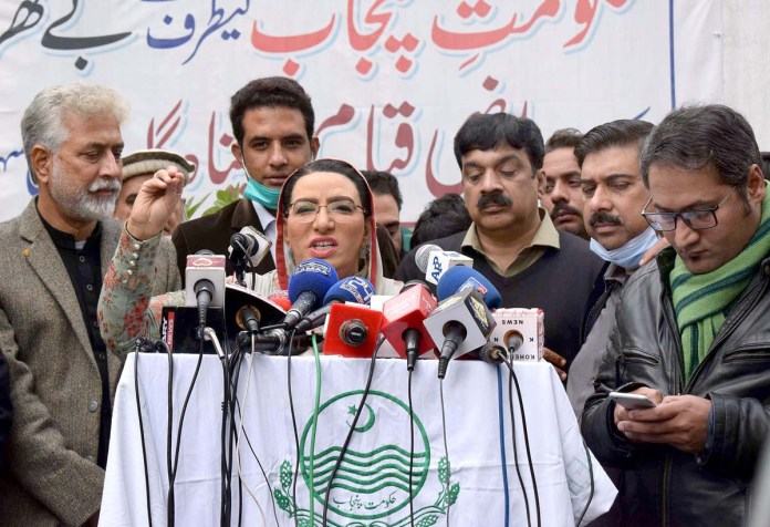 People have rejected negative politics of PDM: Dr Firdous