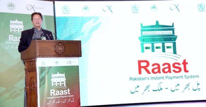 Pakistan launches its first instant payment system – Raast