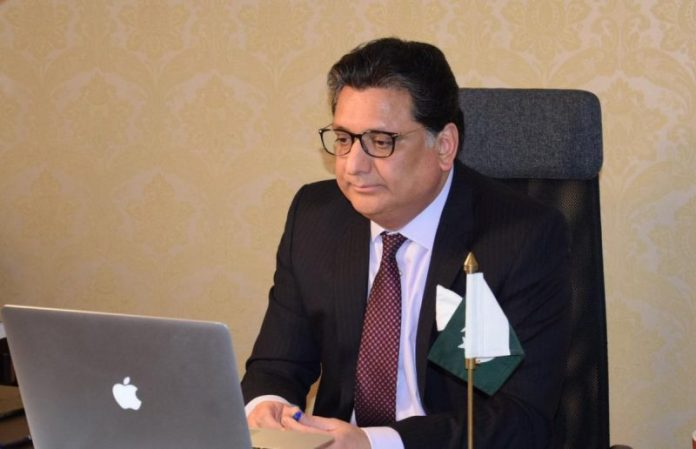 Pakistani envoy urges EU to ensure fundamental rights, freedoms of Kashmiris