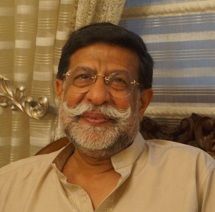 Soomro reiterates commitment for supporting Kashmari's independence struggle