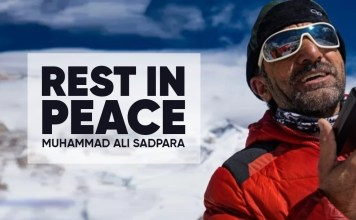 Ali Sadpara - lost to the K2