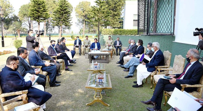 PM directs economic team to suggest out-of-box solutions for reducing burden of indirect taxes