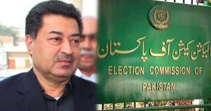 Chief Election Commissioner (CEC) Sikandar Sultan Raja