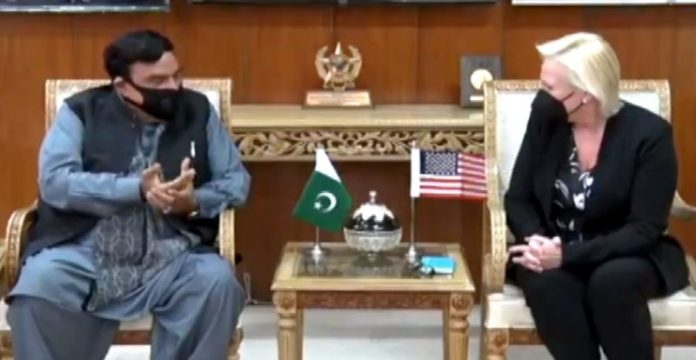 Durable peace in Afghanistan common goal of Pakistan, US: Sheikh Rasheed