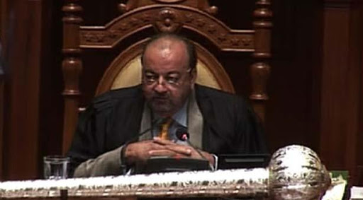 50 percent votes casted so far in Sindh assembly: Agha Siraj Durrani
