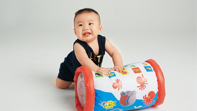 王宏哲推薦:買對益智嬰兒玩具