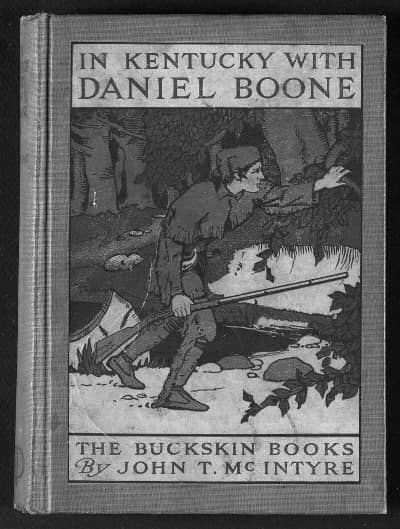 No single person cemented the association of the long rifle with Kentucky quite like Daniel Boone.