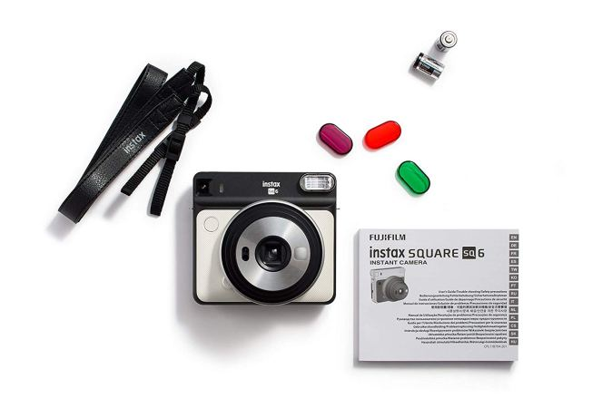 instax sq6 test