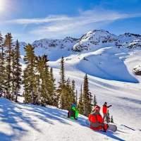 Meilleure station de ski au monde