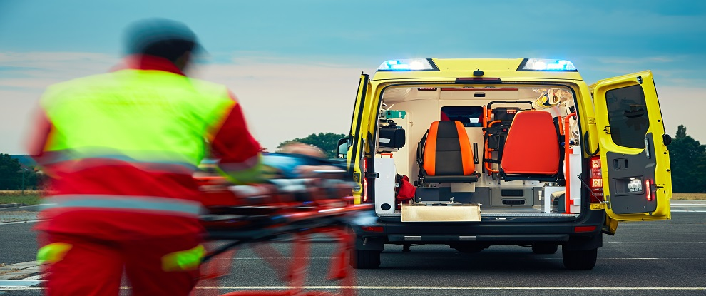What are the types of Medical Transportation Services?