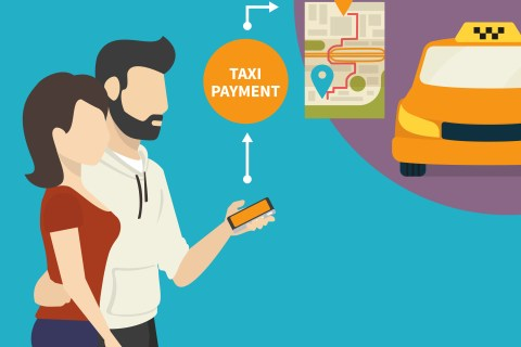 Ordering taxi