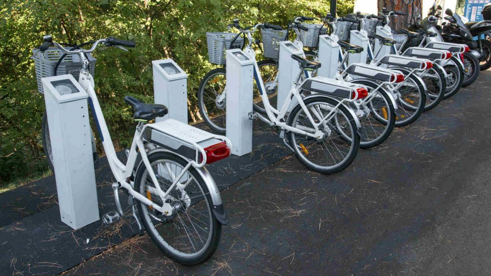 Electric Bike Sharing Startup Business