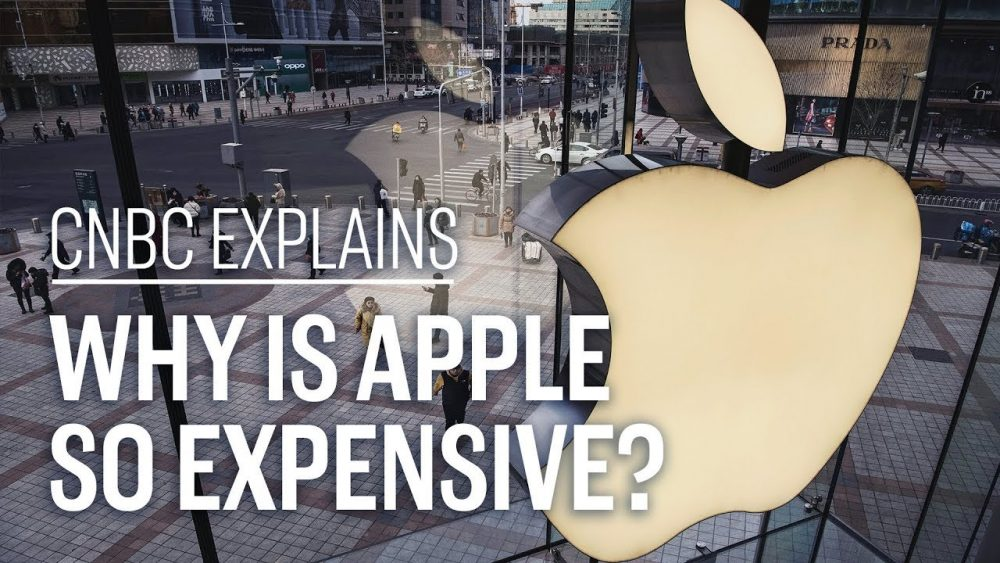 Why is Apple so expensive?  CNBC Explains