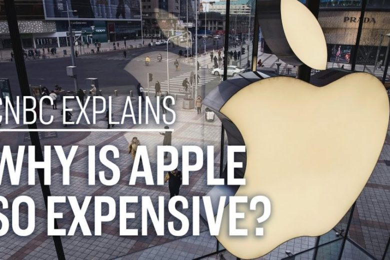 apple product expensive