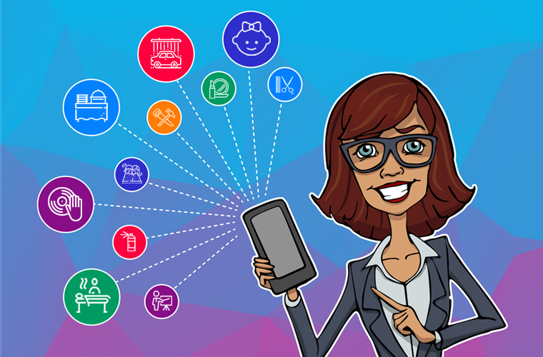 Help your customers to enjoy uncountable services with service on demand app