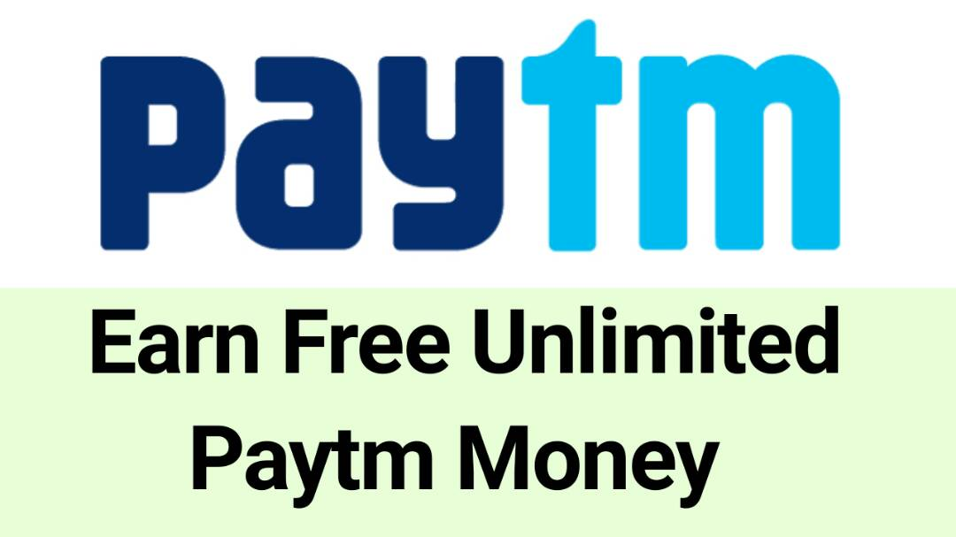 Rs 5 Add Daily Free Paytm Cash Earning App New 2019