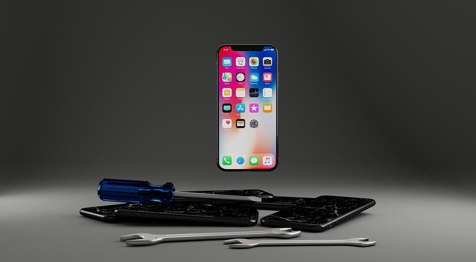 iPhone repair app