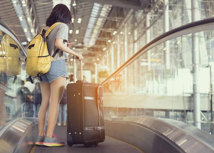 travel businessman