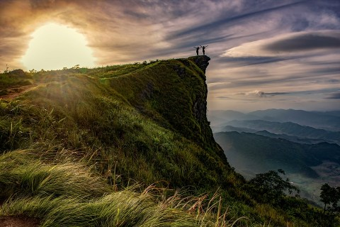 adventure travel destination