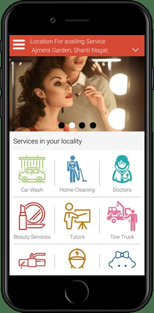 on demand iPhone repair app