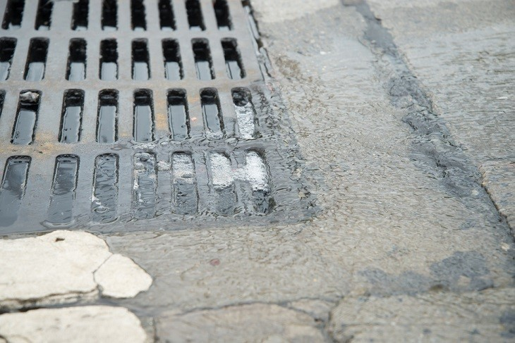 blocked drain cleaning