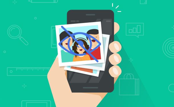 Hide Your Images in Android Phone