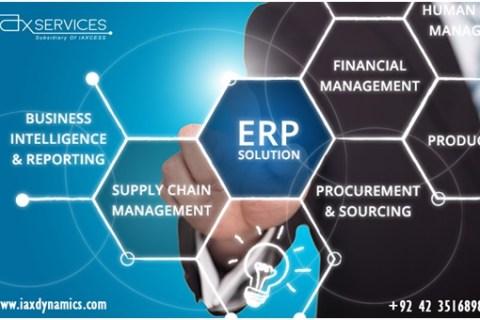Microsoft Dynamics ERP Solution