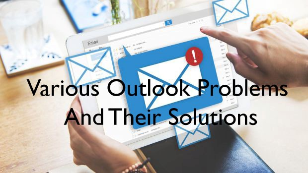 Various Outlook Problems and Their Solutions