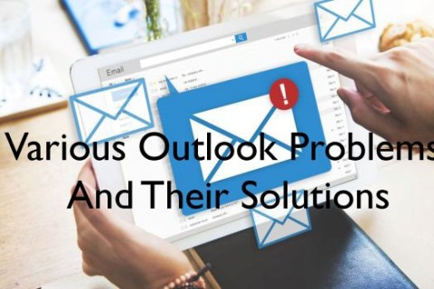 Outlook Problems